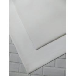 Ткань футер 2 нитка с лайкрой Пломбир