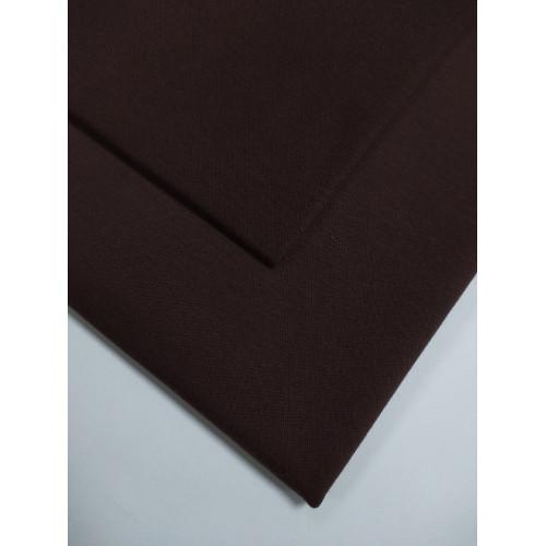 Ткань рибана с лайкрой Шоколад