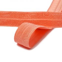 Бейка эластичная (блестящая) Оранжевая (154)
