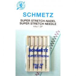 Иглы Супер Стретч SCHMETZ 130/705 HA x 1 SP № 90 5 шт.