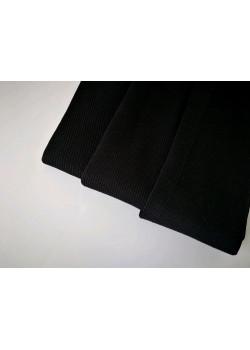 Кашкорсе 2 нитка с лайкрой Черный (к 2х ФС)