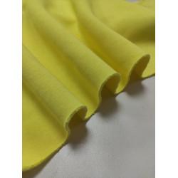 Футер 3 нитка начес Светло-желтый