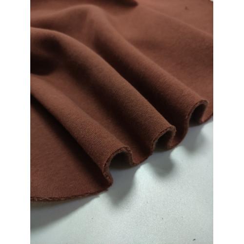 Футер 3 нитка начес Молочный шоколад (плотность 260-280 гр/м)