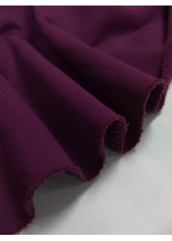 Футер 3 нитка петля Пурпурный