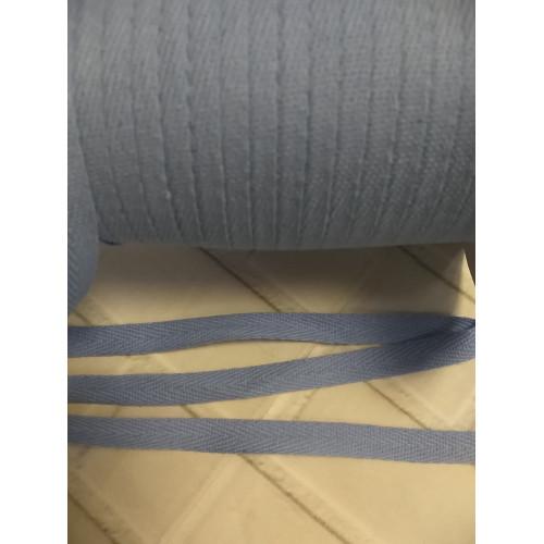 785 Киперная лента Голубая - 10 мм