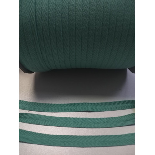 600 Киперная лента Зеленый ментол - 10 мм