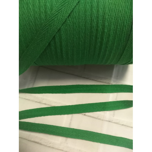 628 Киперная лента Зеленый - 10мм