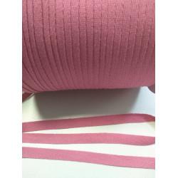 553 Киперная лента Коралл розовый - 10 мм