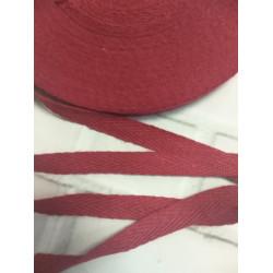 572 Киперная лента Красная - 10 мм