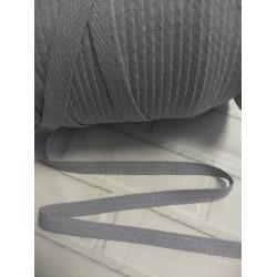 729 Киперная лента Серая - 10 мм