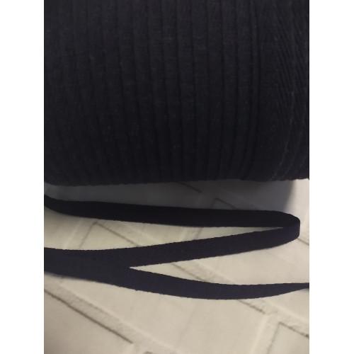 804 Киперная лента Темно-синий - 10 мм