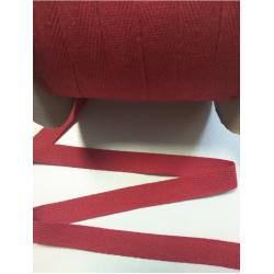 572 Киперная лента Красная - 15 мм