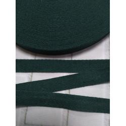 617 Киперная лента Еловый (темный) - 15 мм