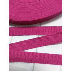 564 Киперная лента Розовый (яркий) - 15мм