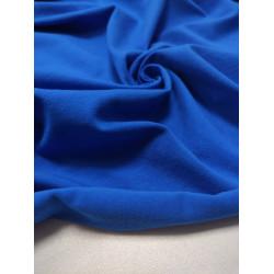 Ткань кулирка с лайкрой Синий коралл
