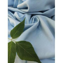 Ткань кулирка с лайкрой Небесно-голубой