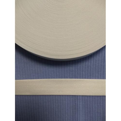 Резинка  белая 20 мм (стандарт)