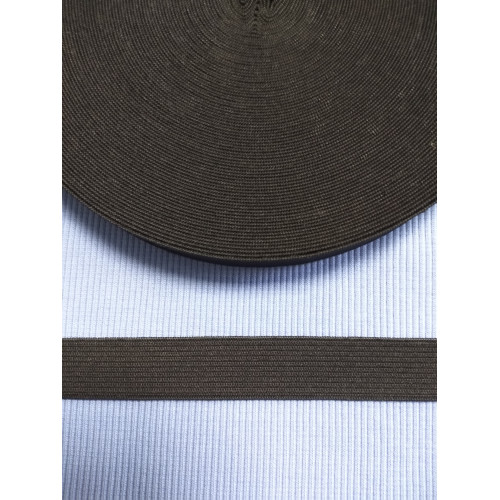 Резинка  черная 20 мм (станд)