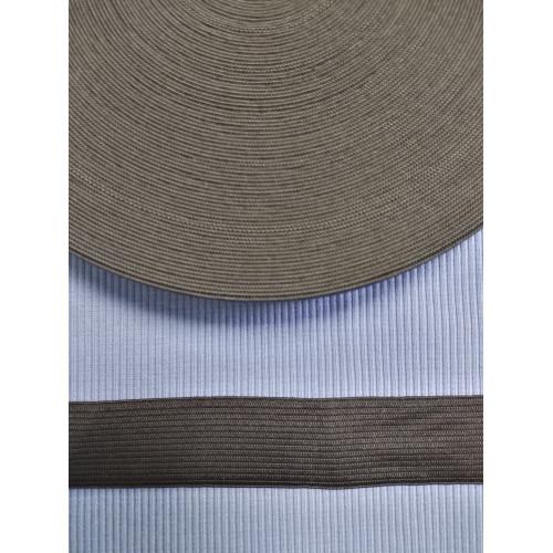 Резинка  черная 25 мм (станд)