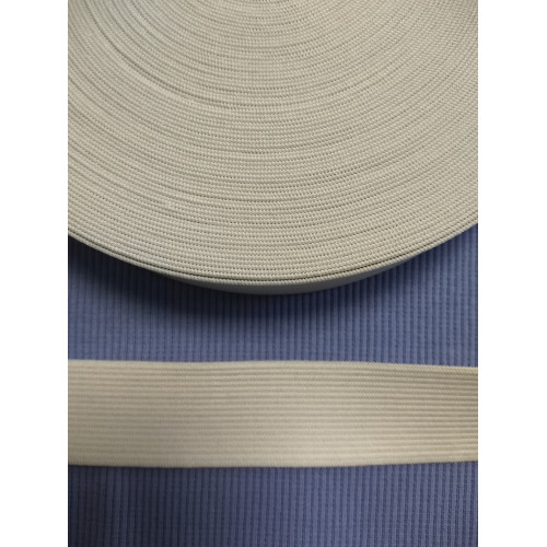 Резинка  белая 30 мм (станд)