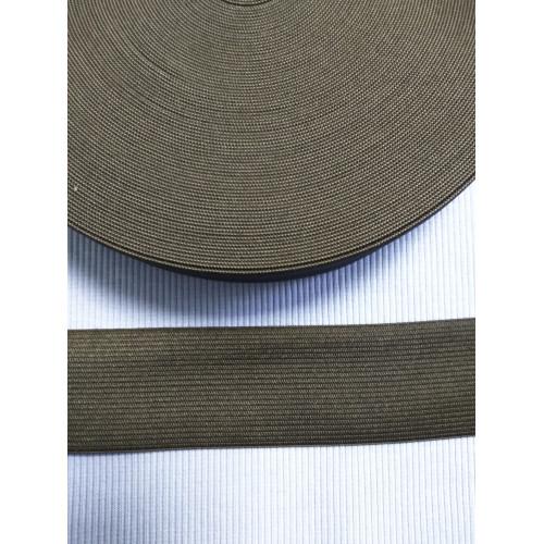 Резинка  черная 40 мм (станд)