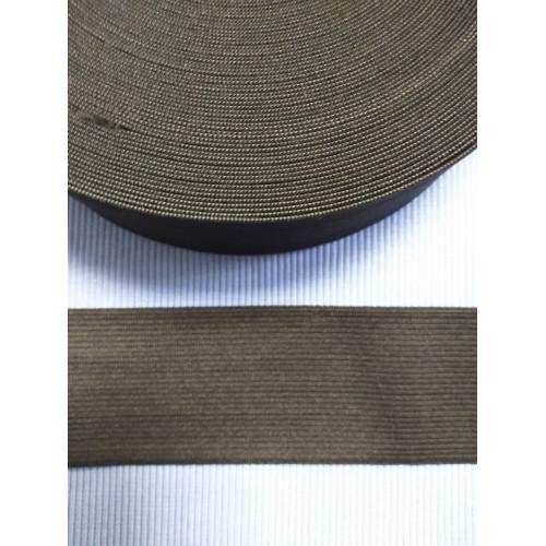Резинка  черная 50 мм (станд)