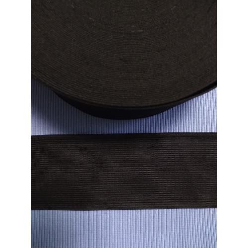 Резинка  черная 60 мм (станд)