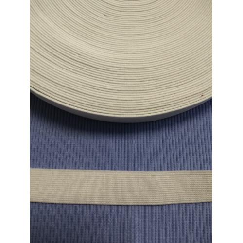 Резинка  белая 20 мм (софт)
