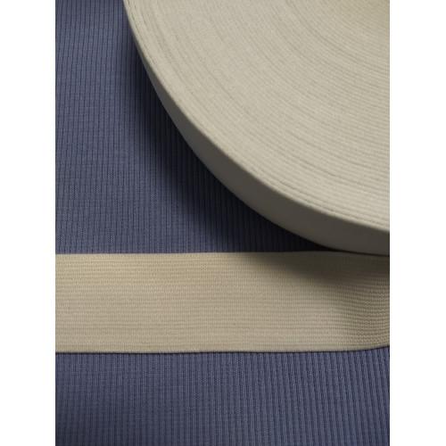 Резинка  белая 35 мм (софт)