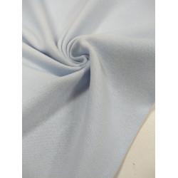 Ткань рибана с лайкрой Светло-голубой (Имр)