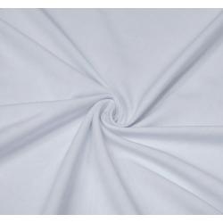 Ткань футер 2 нитка с лайкрой Белый