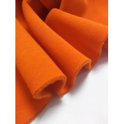 Футер 3 нитка начес Апельсин