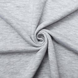Футер 3 нитка петля Серый меланж