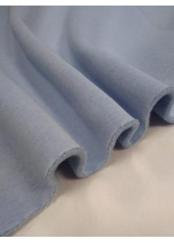 Футер 3 нитка начес Небесно-голубой (компакт пенье)