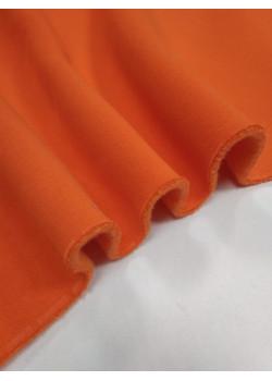 Футер 3 нитка начес Оранж (компакт пенье)