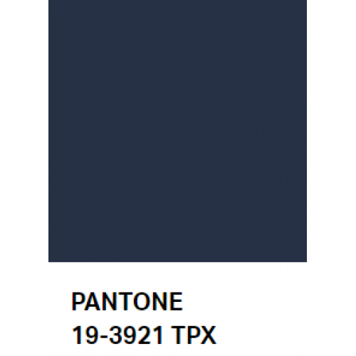 Футер 3 нитка начес Темно-синий