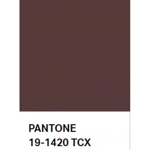 Ткань футер 2 нитка с лайкрой Шоколад