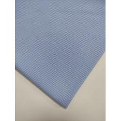 Кашкорсе 3 нитка Небесно-голубой к петле диагональ велюр эффект