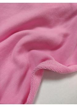 Футер 3 нитка петля Розовый (компакт)